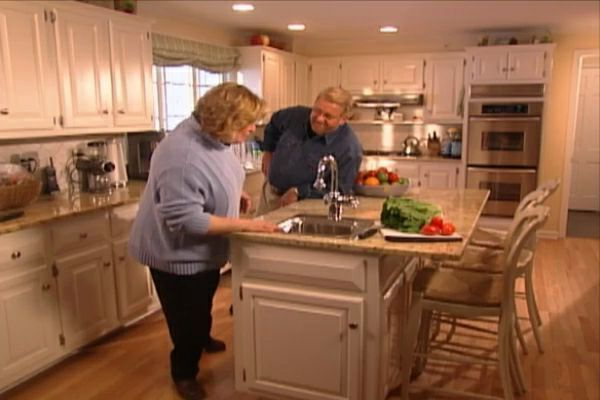 Learn How To Install A Prep Sink In A Kitchen Island; Details Include How To