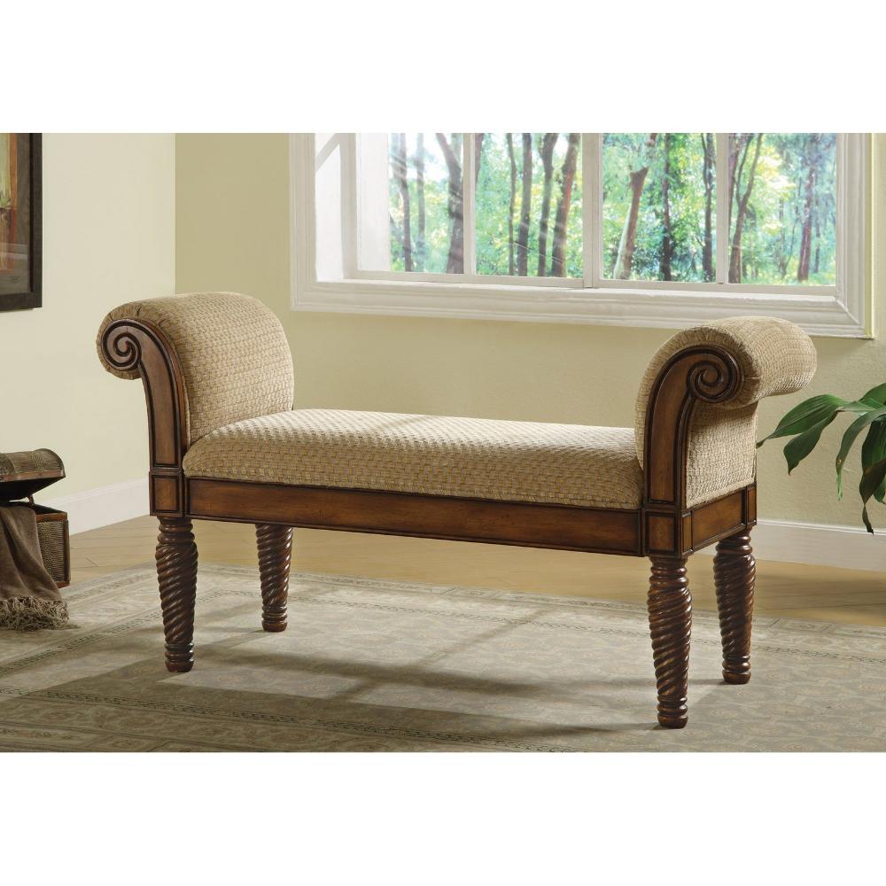 Home Upholstered bench, Living room bench, Bench furniture