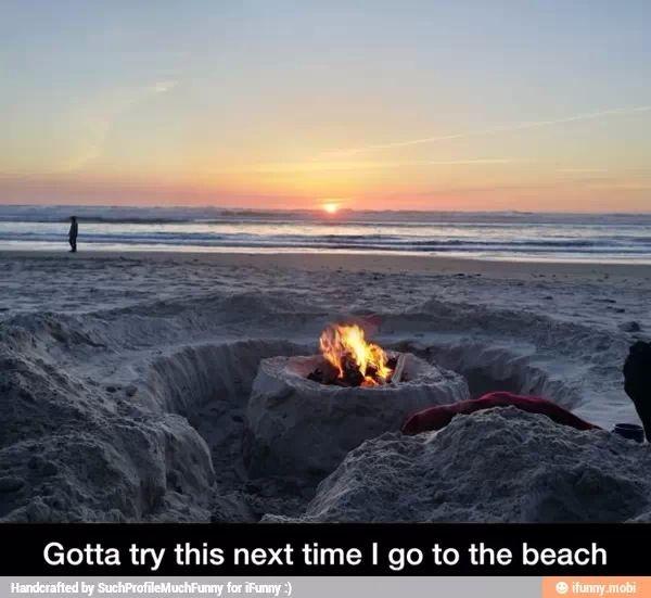 Beach fire pit - Beach Fire Pit DIY Beach, Coast, Oregon Coast