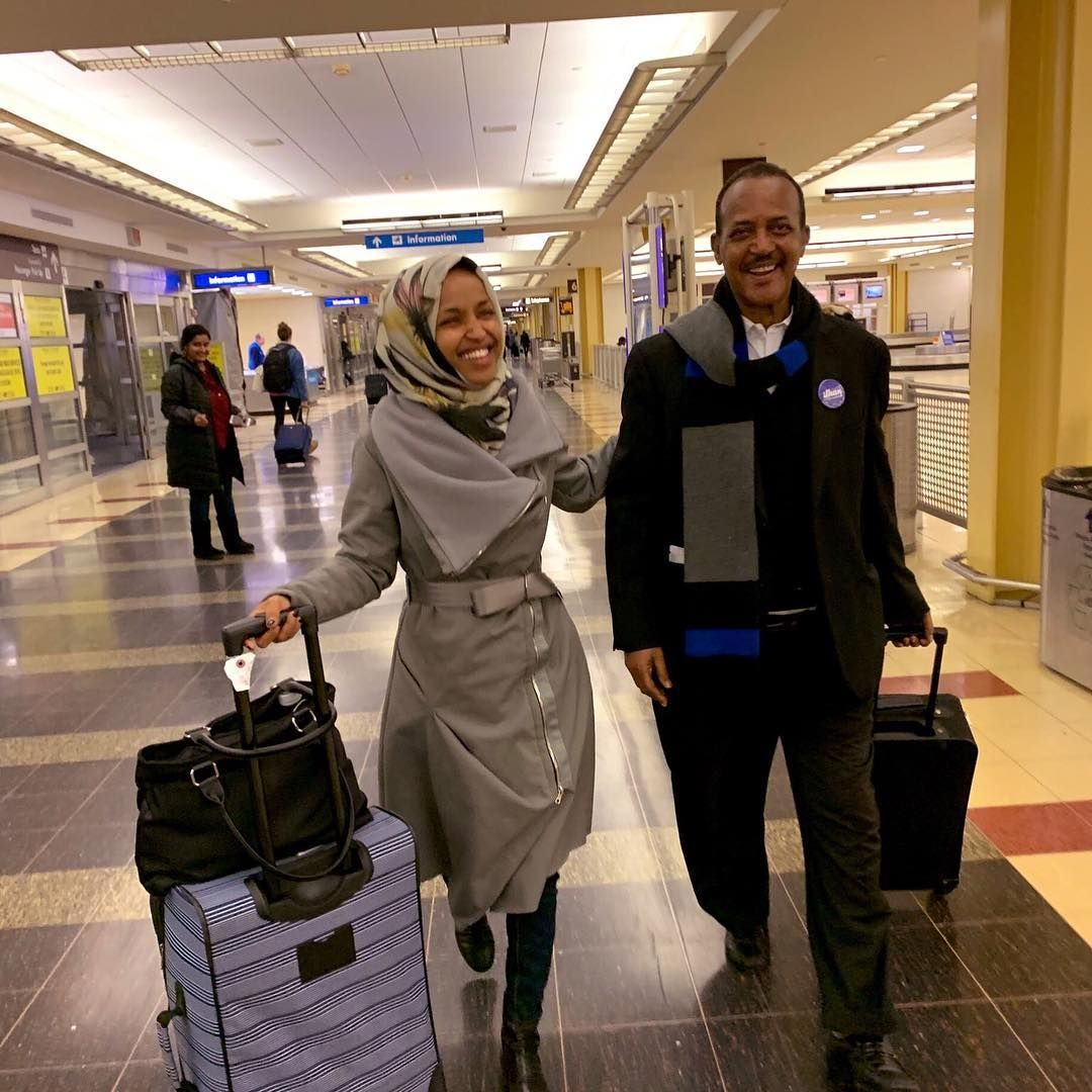 Ilhan Omar For Congress On Instagram Hey Ilhan S Dad Here
