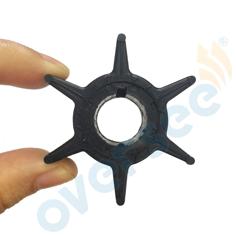 6h4 44352 02 impeller for yamaha parsun 2 stroke 25hp 30hp 40hp 50hp outboard engine boat motor aftermarket parts [ 1000 x 1000 Pixel ]