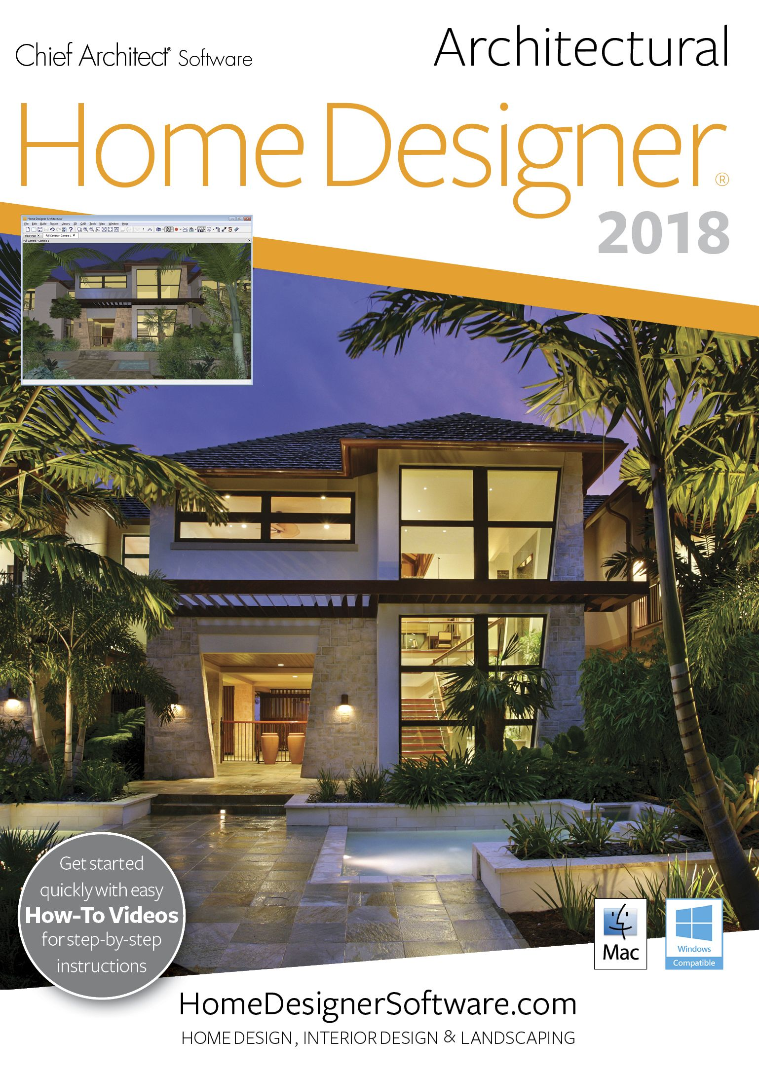 Home Designer Architectural 2018 - Mac Download [Download ...