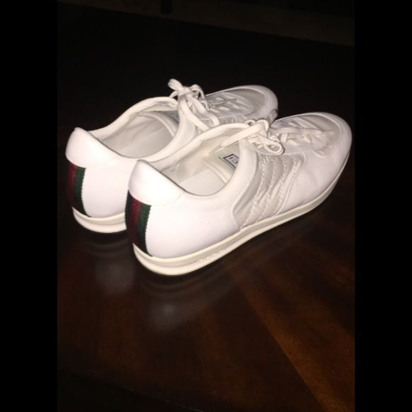 Gucci 1984 leather low top sneakers