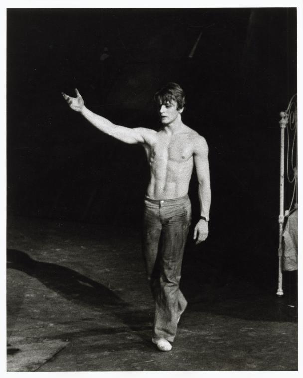 Mikhail Baryshnikov Ballet Danza Fotografía De Ballet