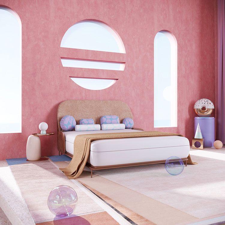 Camera Da Letto Rosa 30 Idee Di Arredamento Originali Nel 2020
