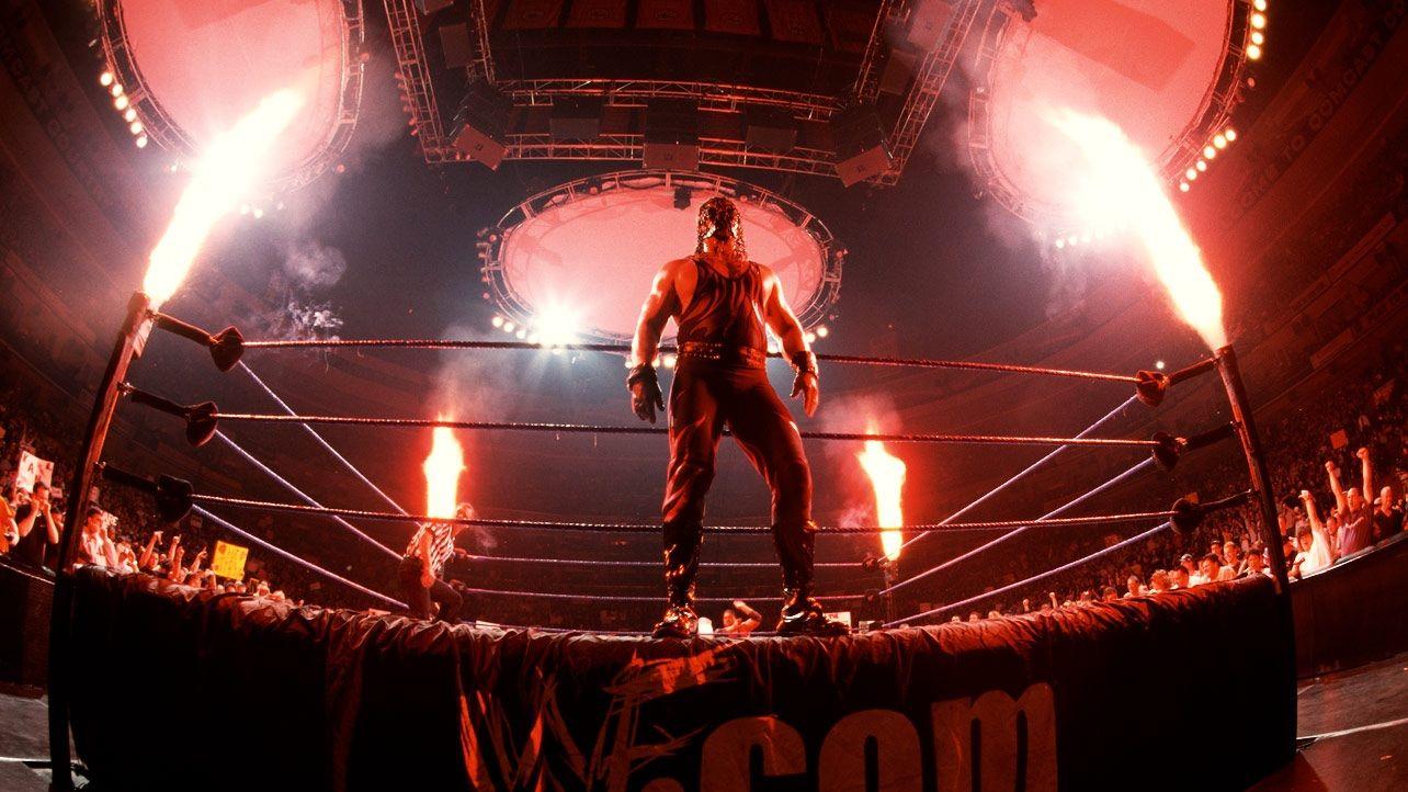 Kane the big red machine