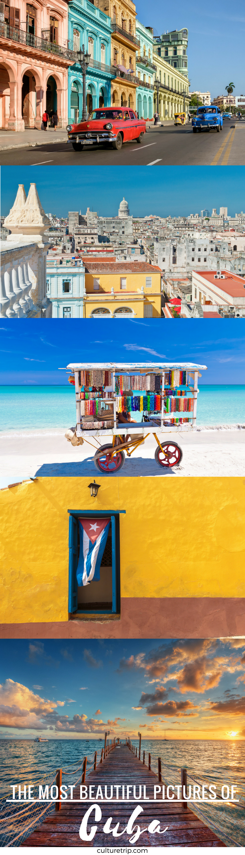 These AMAZING Photos Of Cuba Will Give You Severe Wanderlust #historyofcuba