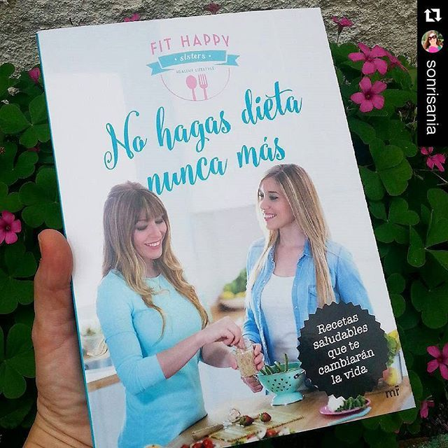 ¡Mi regalo! Libro de Fit Happy Sisters