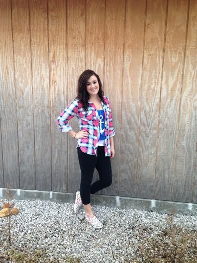 Meet Callie! #bmgu #fashionista #studentstylespotlight