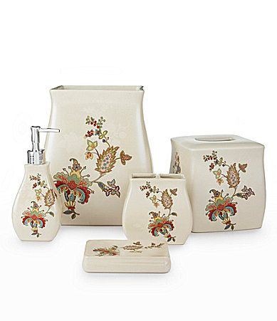 J Queen New York Verona Bath Accessories Dillards