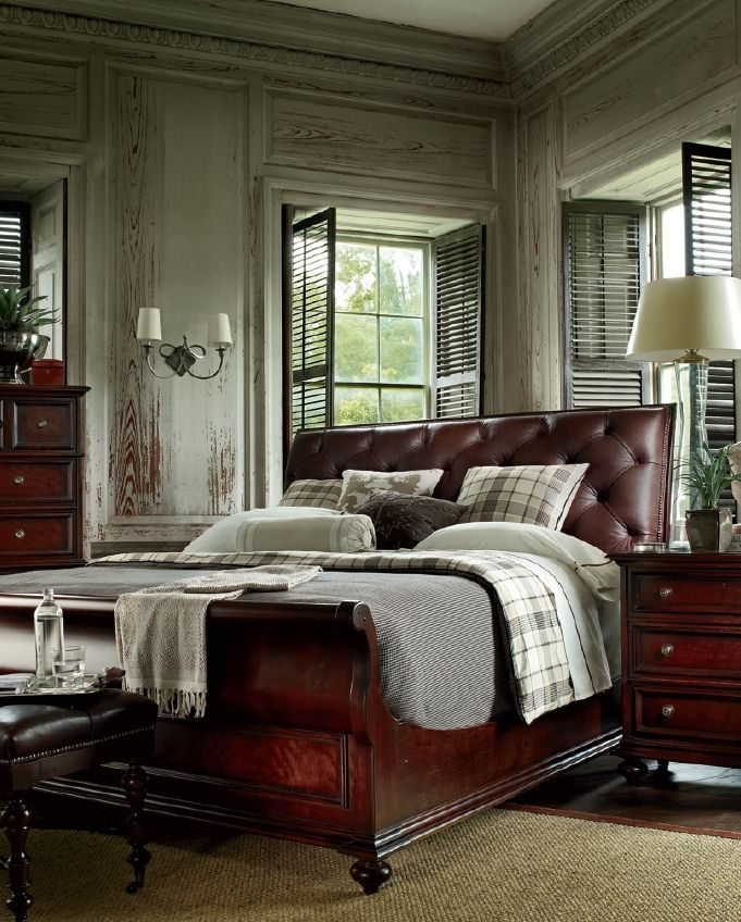 Stanley Furniture City Club Collection Gentleman Rsquo S Retreat