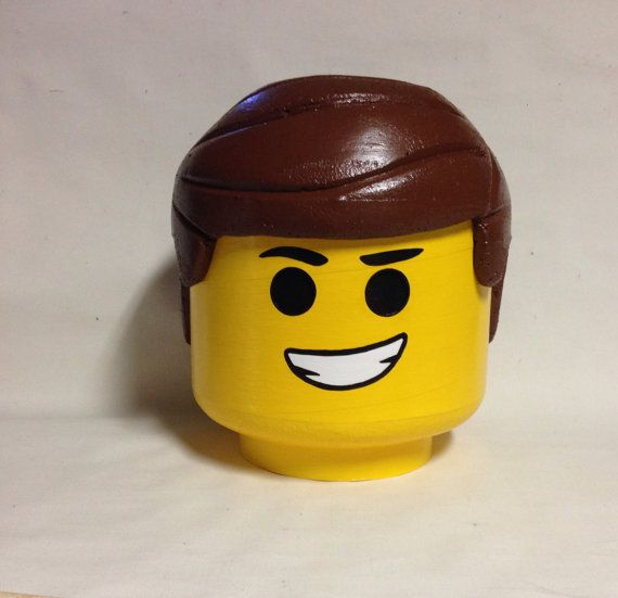 Custom Made To Order Lego Movie Inspired Emmet By