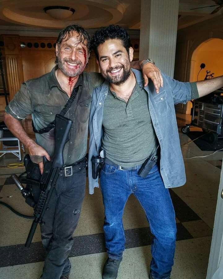 Morales The Walking Dead : morales, walking, Morales, #Season8