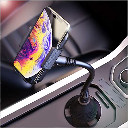 Phone Holder For Car Cup Holder Phone Mount Cell Phone Cup Holder for Car Compatible wit
