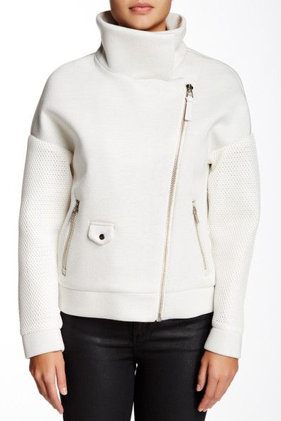 Nadja Novelty Moto Jacket