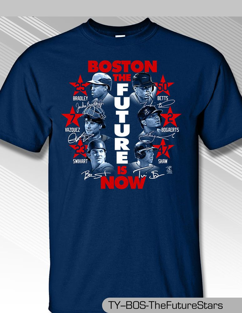 newest cb330 c3cf8 Boston Red Sox Future Stars Shirt  MLBPA  BostonRedSox