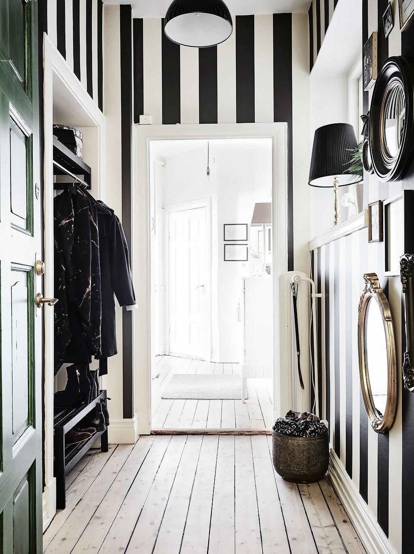 1950s hallway ideas  Scandinavian interior design  SpaceuPlace  Pinterest