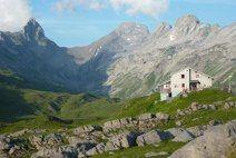 Glattalp Hütte