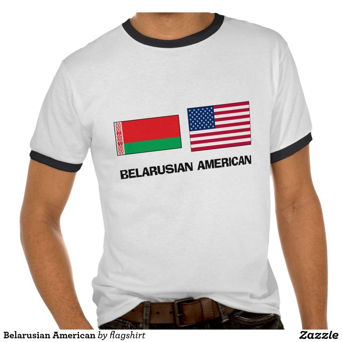 Belarusian American Tshirt