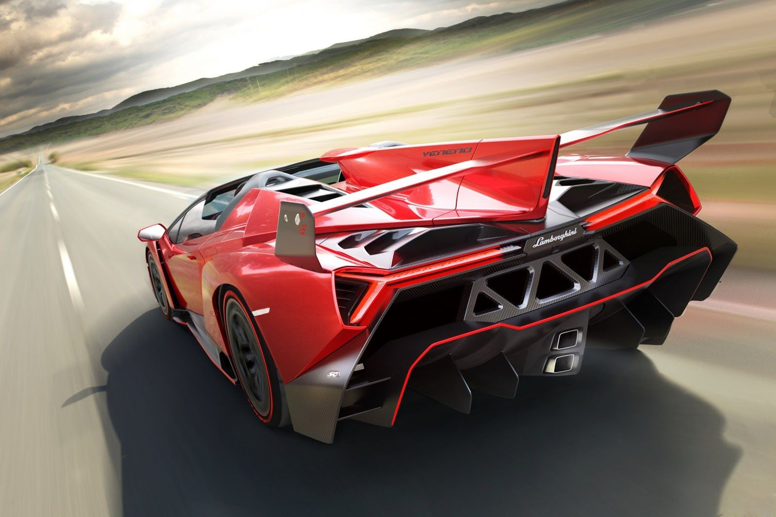Lamborghini s exotic veneno roadster will take you to 355km h or 221mph without a top