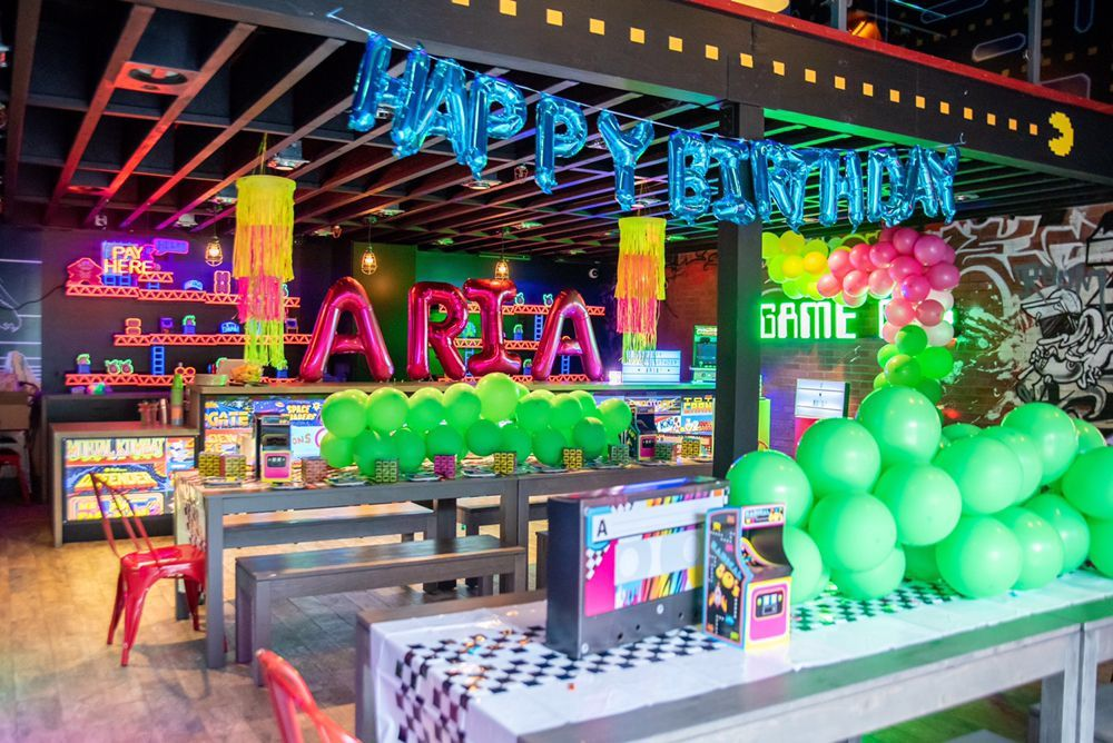 Cat Theme Birthday Party Venue 3 Adult Birthday Theme