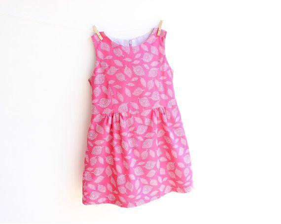FANCY Girl Dress sewing pattern Pdf Princess seam by PUPERITA ...