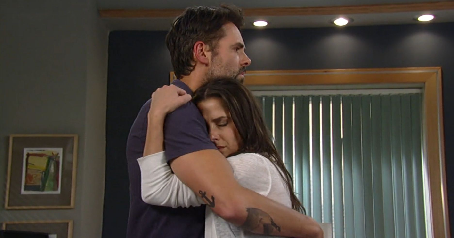 KERRY: Who is sam dating on general hospital