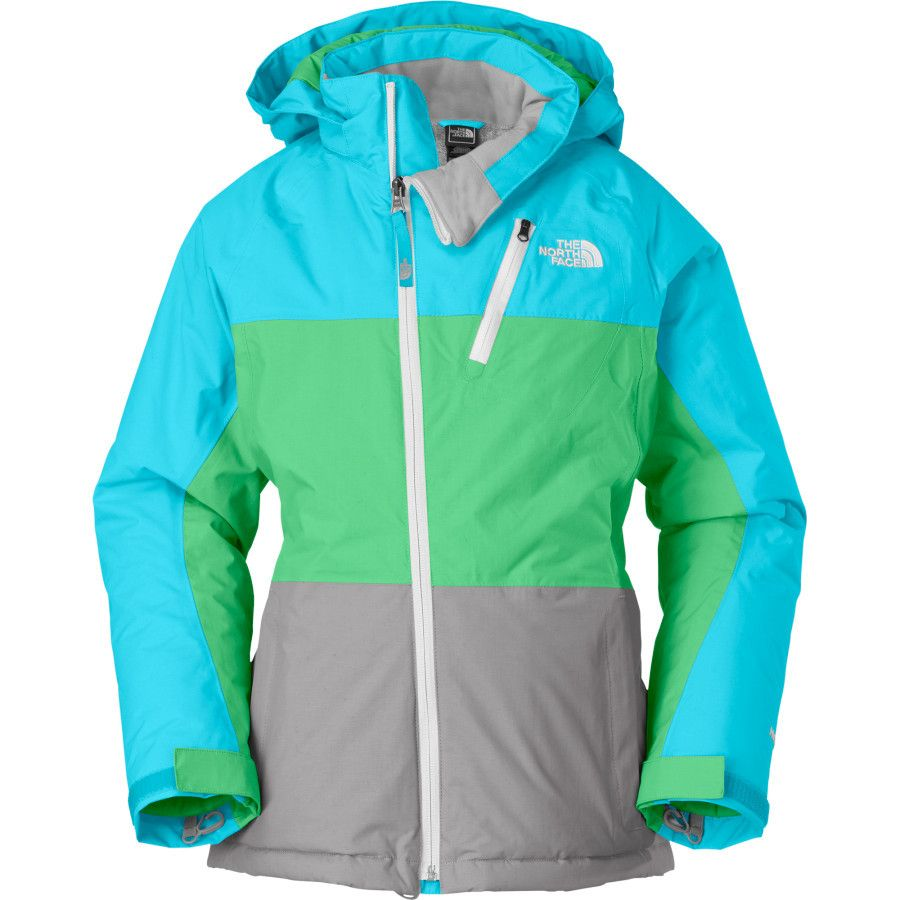 The North Face Girl S Insulated Kizamm Jacket Girls North Face Jacket Jackets North Face Girls [ 900 x 900 Pixel ]