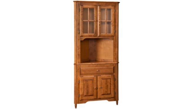 Canadel     Corner China Cabinet   Buy China Cabinets In MA, NH And RI