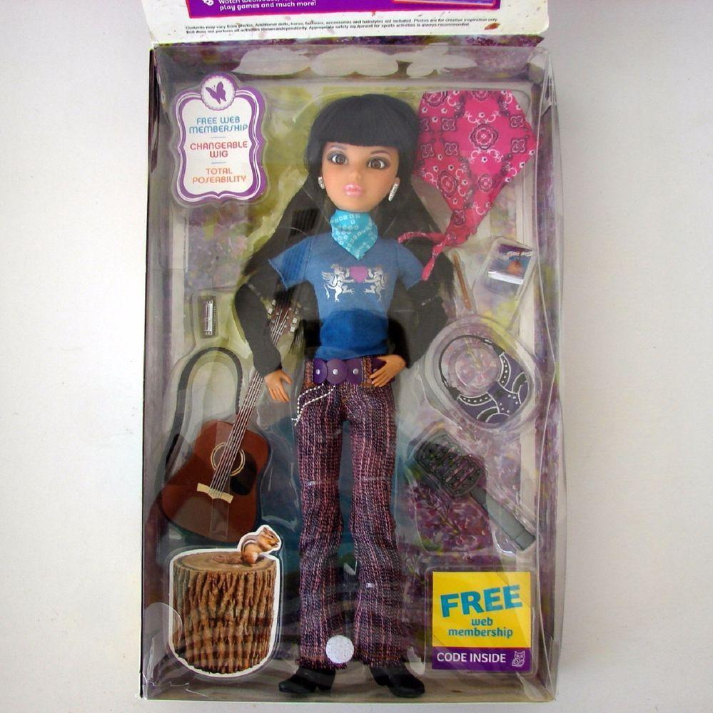 Original Spinmaster Liv Alexis Doll Complete Clothes Purse Jewelry Set EUC