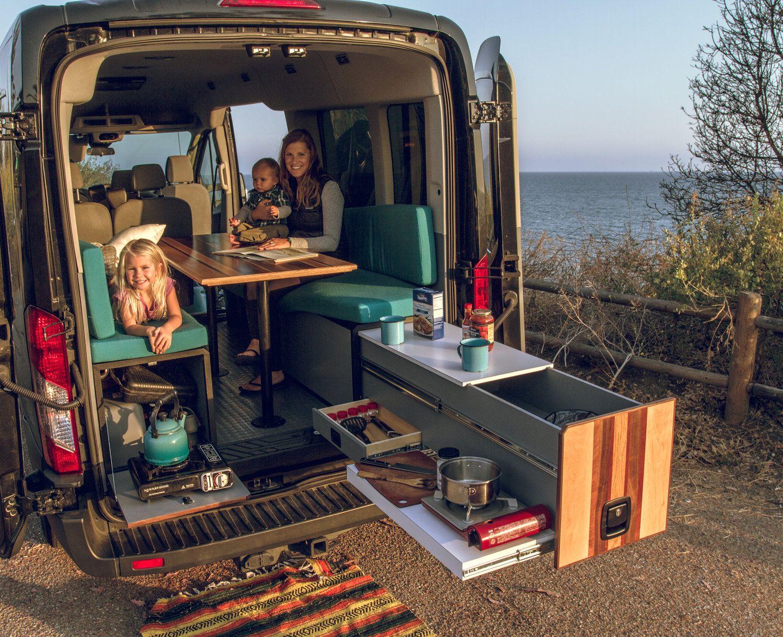 Photo of Transit Camper — Rig Racks