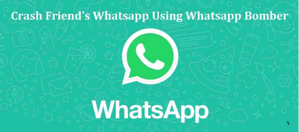 How to Crash Someones Whatsapp 2020 in 2020 Whatsapp
