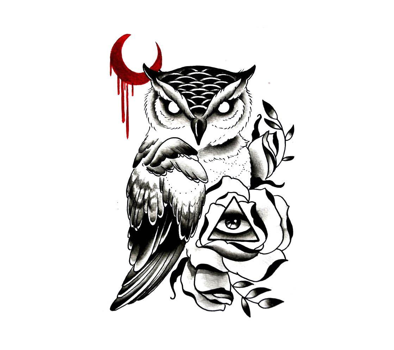 illuminatiowltattoodesign tattoo ideas pinterest