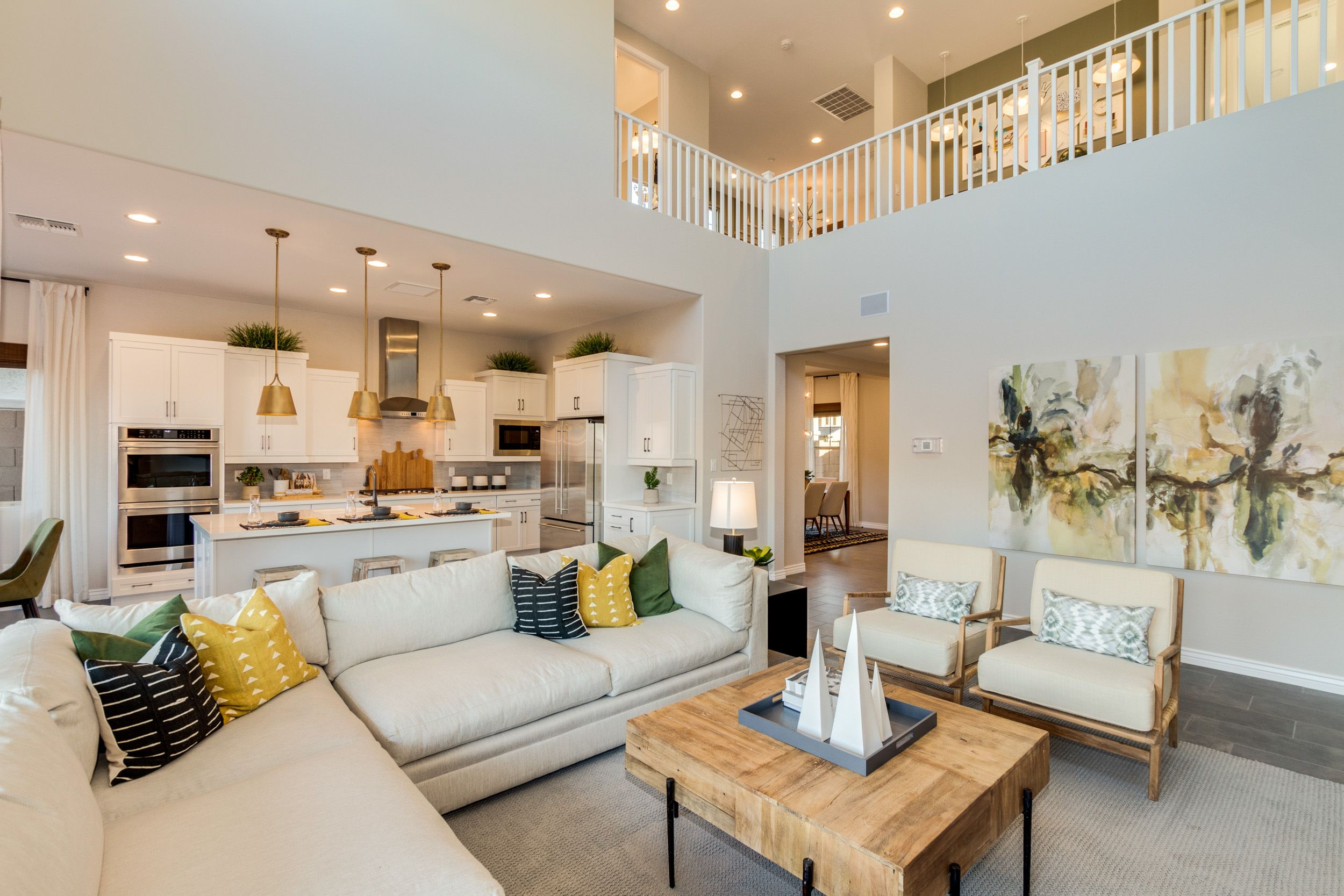 Taylor Morrison Homes At Aloravita Revere Floor Plan Realestate