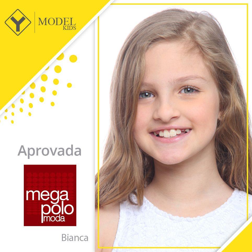 94c28d6fdd Bianca - Mega Polo - Y Model Kids