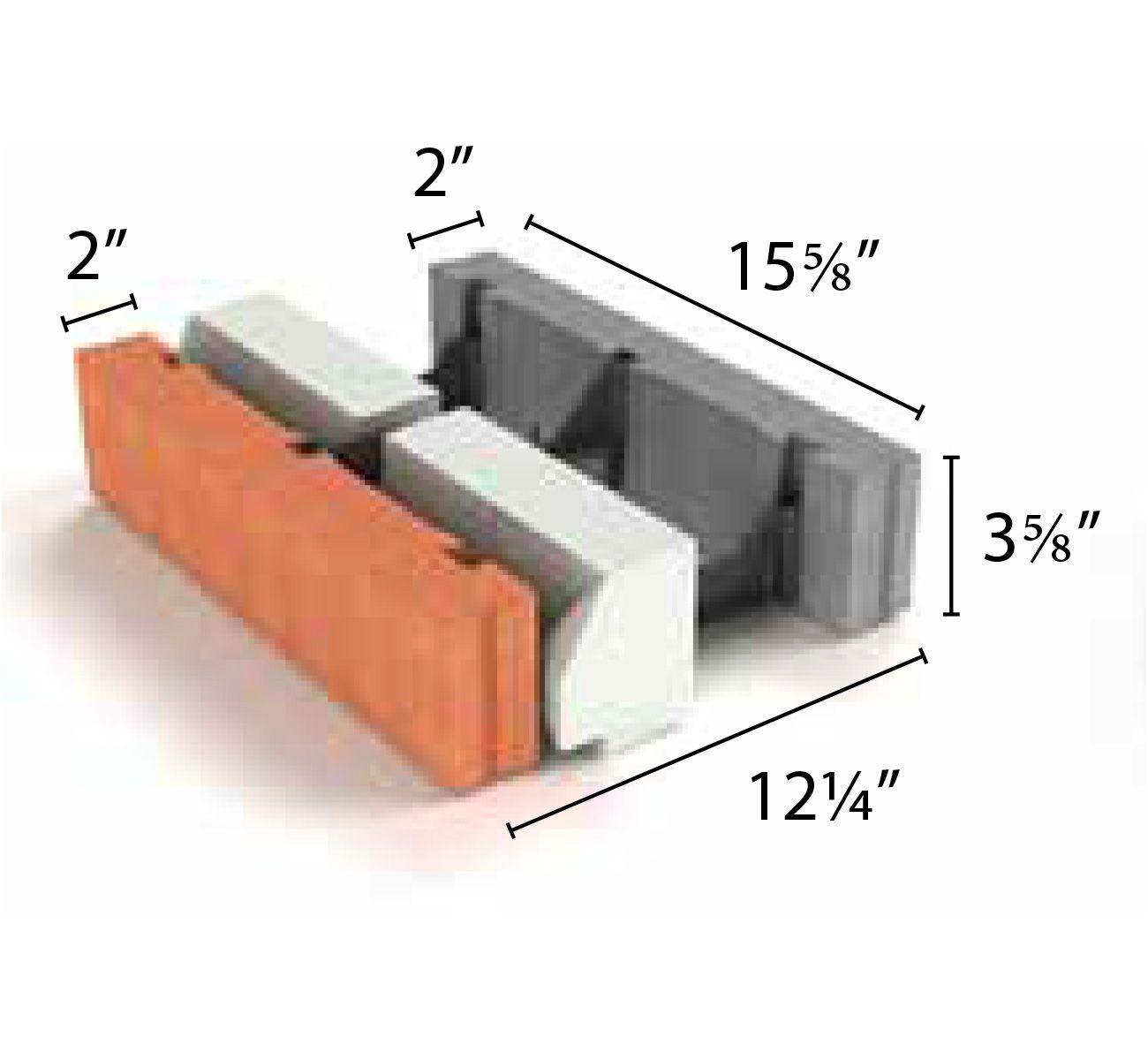 12 Half Height Building Systems Masonry Wall Concrete Masonry Unit