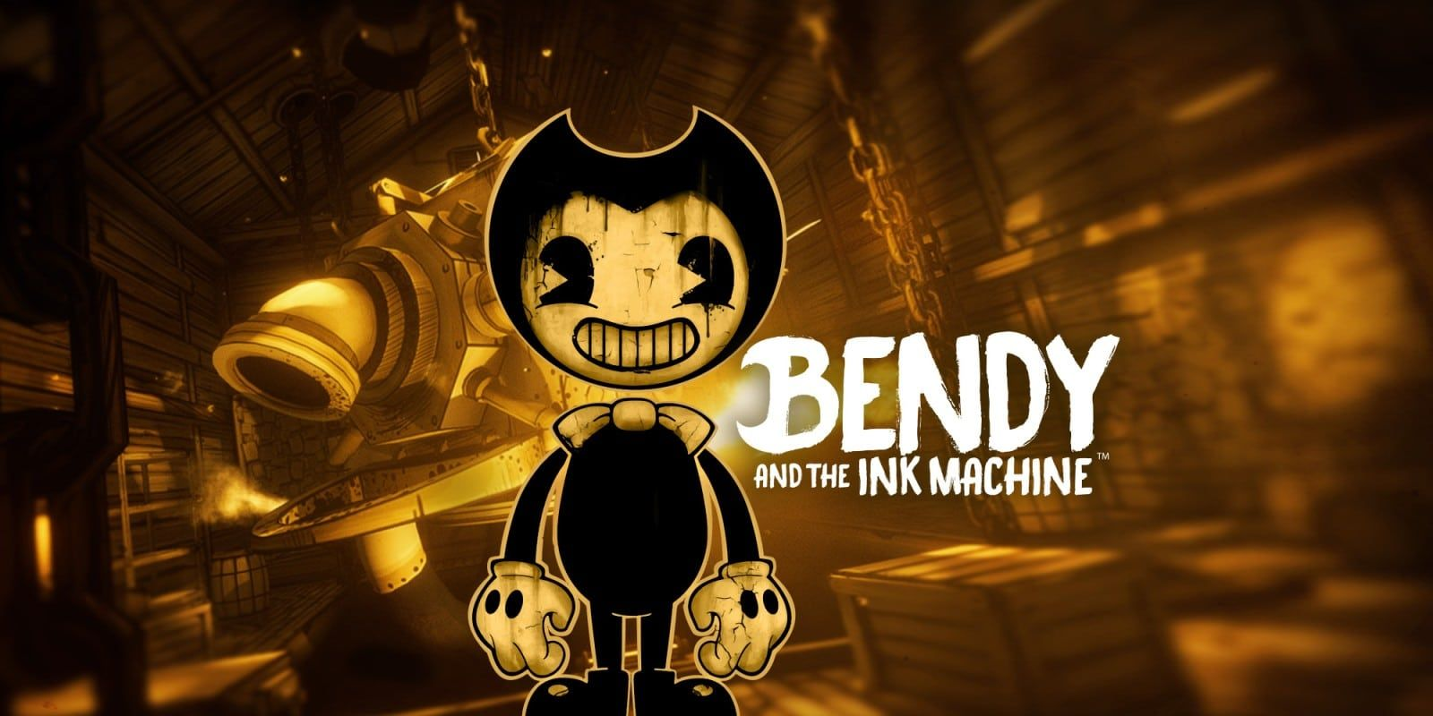 Bendy And The Ink Machine Available Bendy The Ink Machine