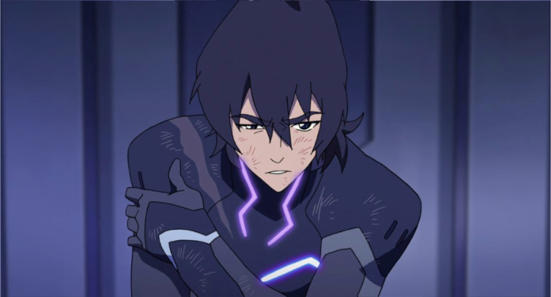 Keith Being Seriously Injured In His Galra Armor In Blade