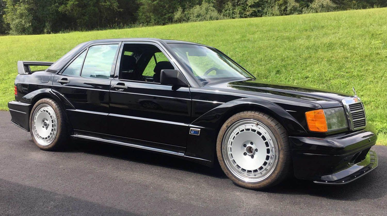 مرسيدس بنز 190 2 5 ايفو16 الجسم كلاسيكي والمحرك عصري والنتيجة رائعة موقع ويلز Mercedes Benz 190e Mercedes Benz Mercedes