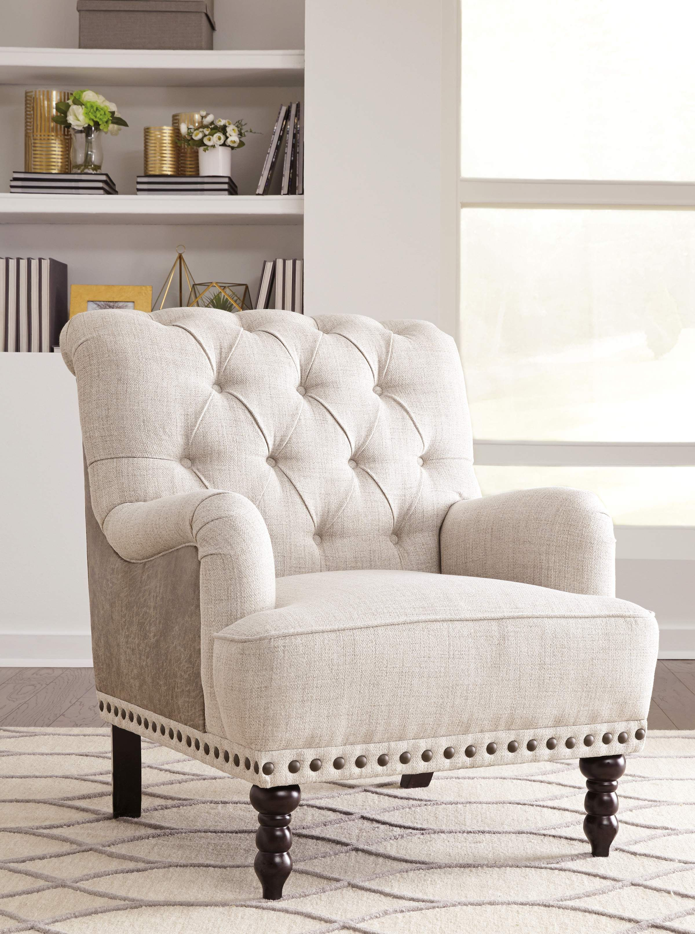 Chair At Furniture Mall Of Kansas White Furniture Living Room