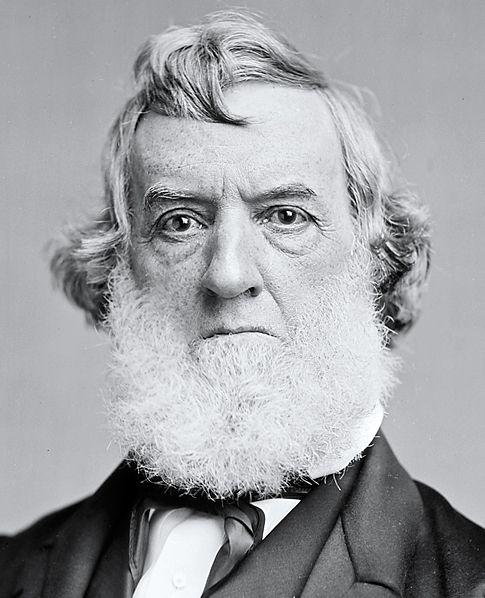 Gideon Welles | House Divided | Civil war navy, Secretary of the ...