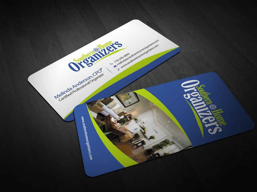 business card for Southern Home Organizers by milos9399 | Business ...