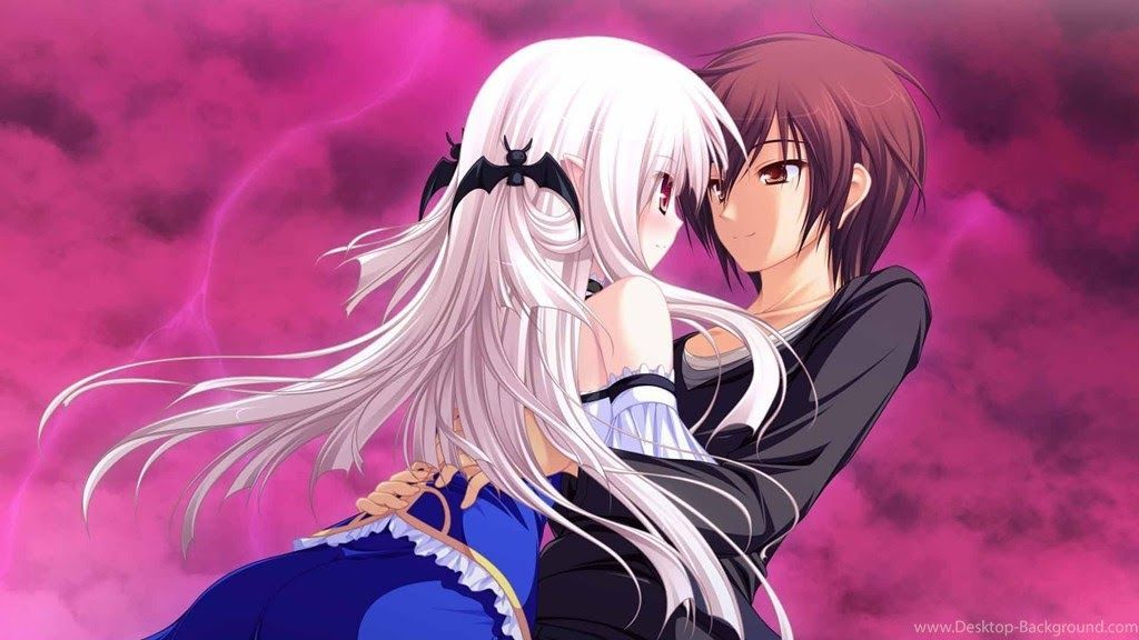 Pin On Couples Of Anime 1 Background wallpaper anime couple