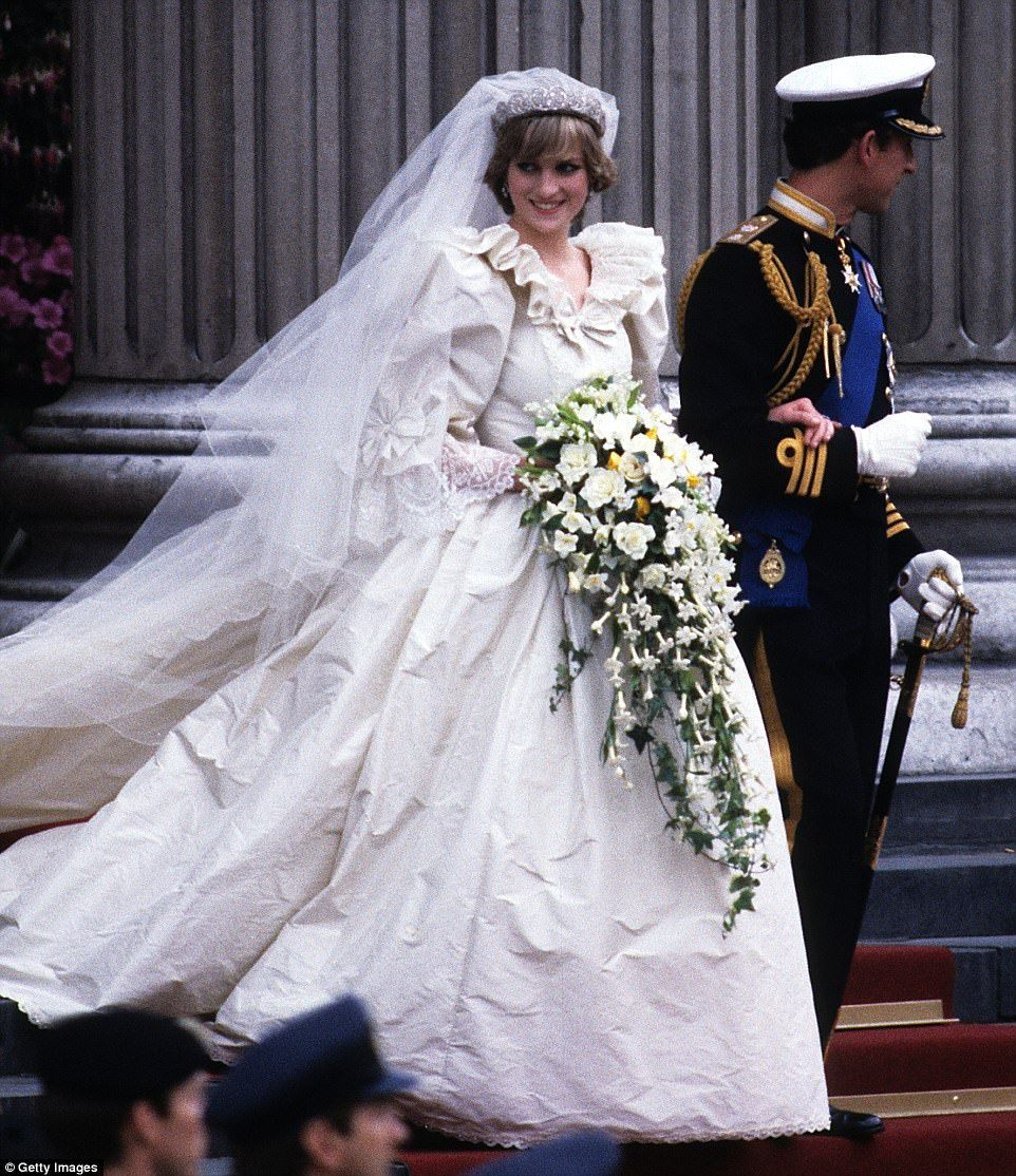 Diana and the dress of the century Most expensive