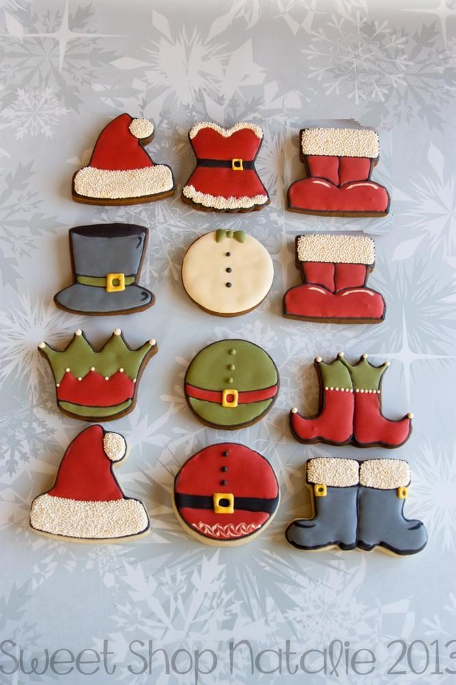 christmas cookies for all your cake decorating supplies please visit craftcompanycouk