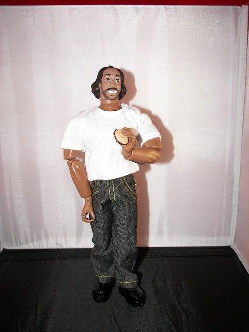 Charles Ramsey doll.