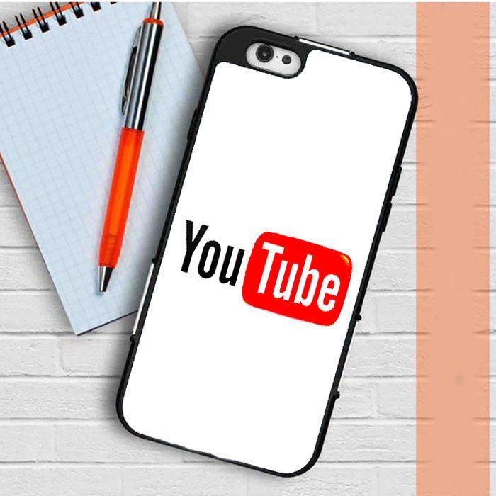 Youtube Logo Iphone 6 6s Case Dewantary Work Business