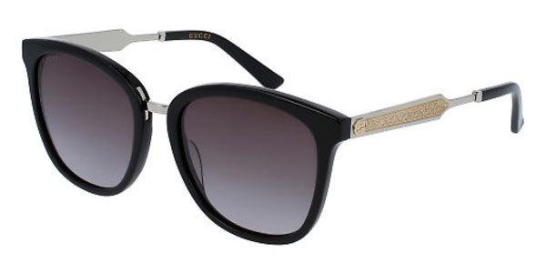 ff34f1b2835b Gucci GG0073S 001 Sunglasses
