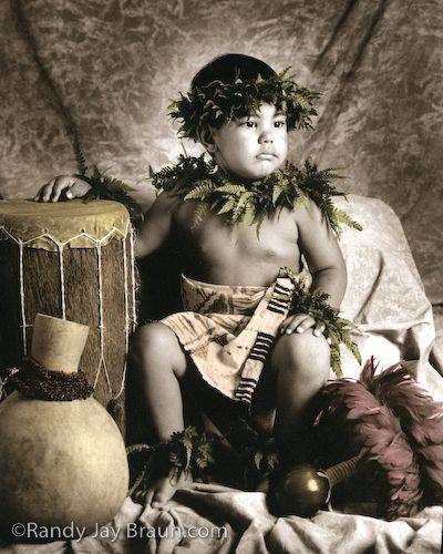 Ku'u Wa Li'ili'i   The Time Of My Littleness - Randy Jay Braun
