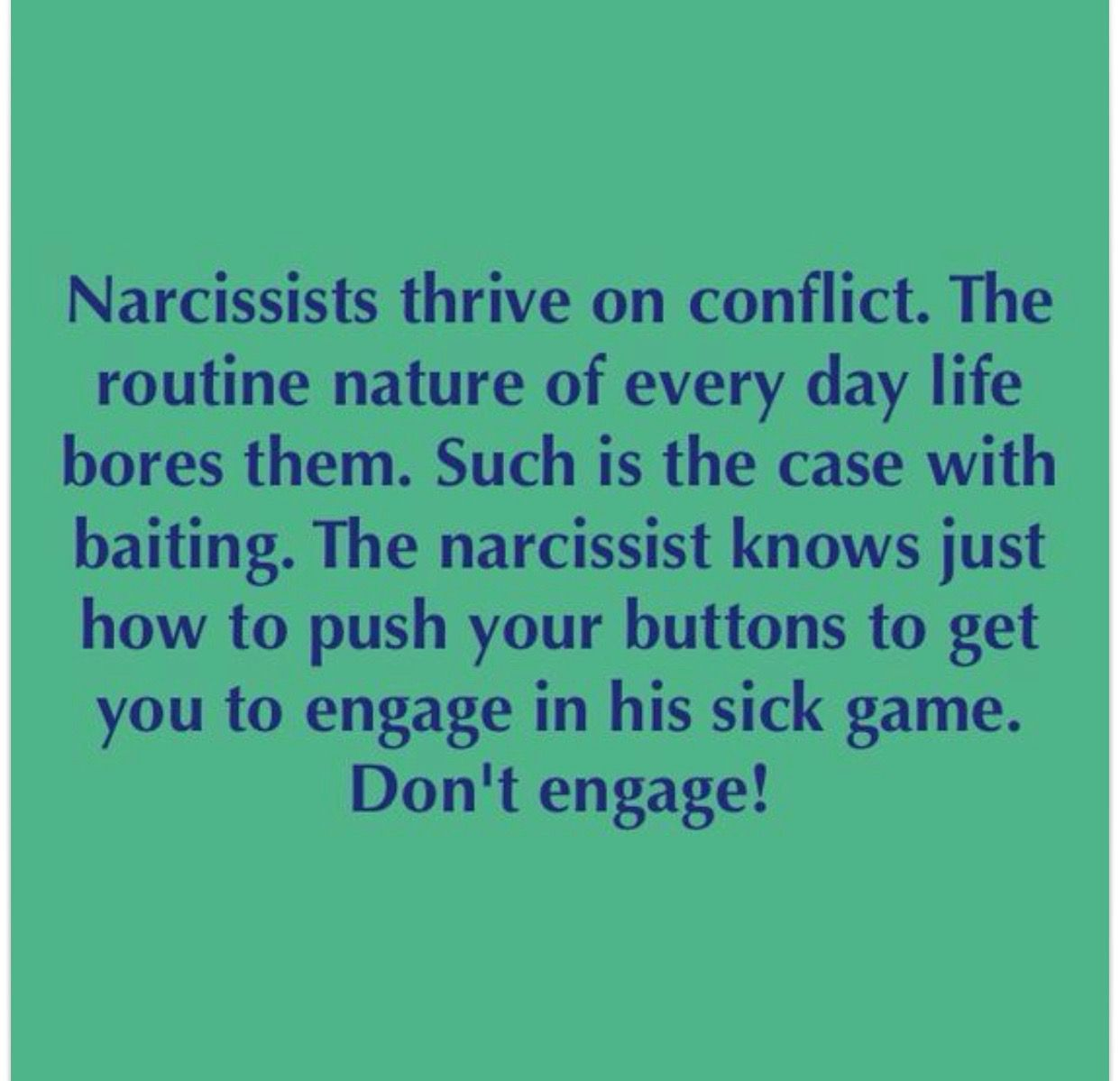 How to spot a narcissist friend